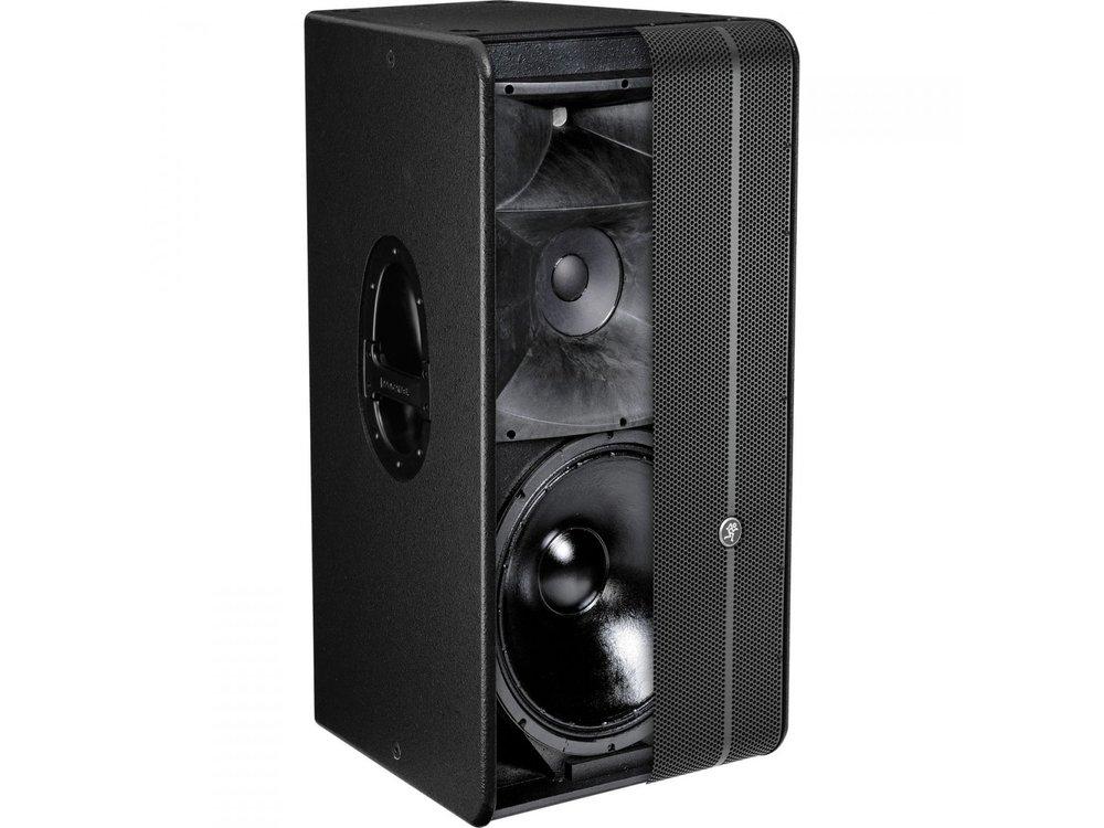 Mackie Hd1531 3 Way Active High Definition Loudspeaker
