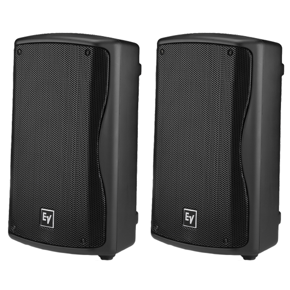 electrovoice zxa1 90b powered pa speaker. Black Bedroom Furniture Sets. Home Design Ideas