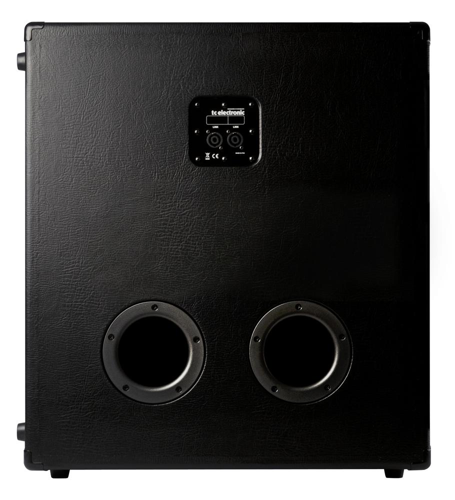 tc electronic bc410 bass guitar speaker cabinet. Black Bedroom Furniture Sets. Home Design Ideas