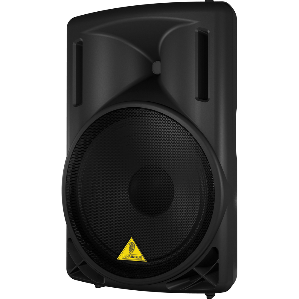 behringer b215d powered active pa speaker black getinthemix. Black Bedroom Furniture Sets. Home Design Ideas