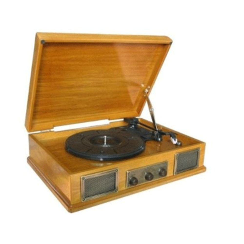Vintage Style Record Players 99