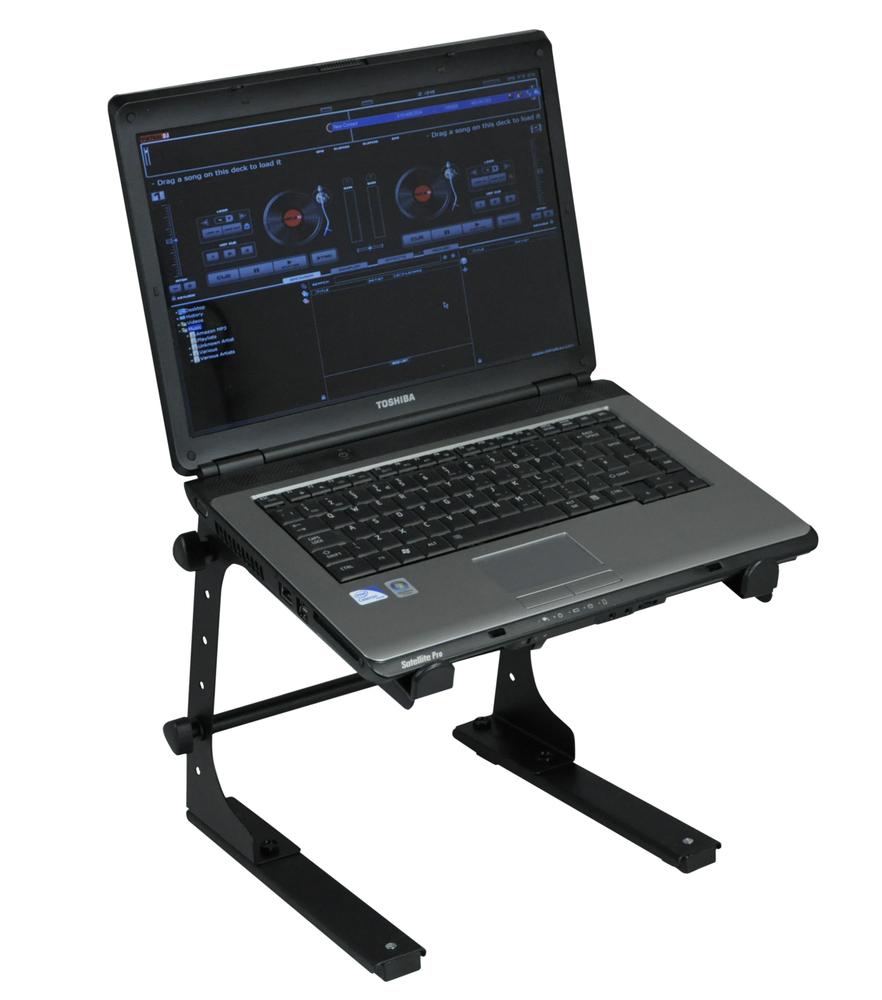 Dj Laptop Stand : gitm gls 2000 dj laptop stand ~ Vivirlamusica.com Haus und Dekorationen