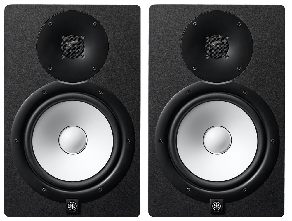 yamaha hs8 nearfield studio monitor