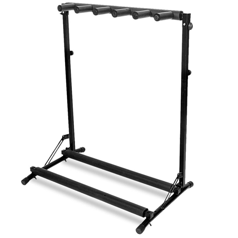 gorilla 5 way multi guitar stand. Black Bedroom Furniture Sets. Home Design Ideas