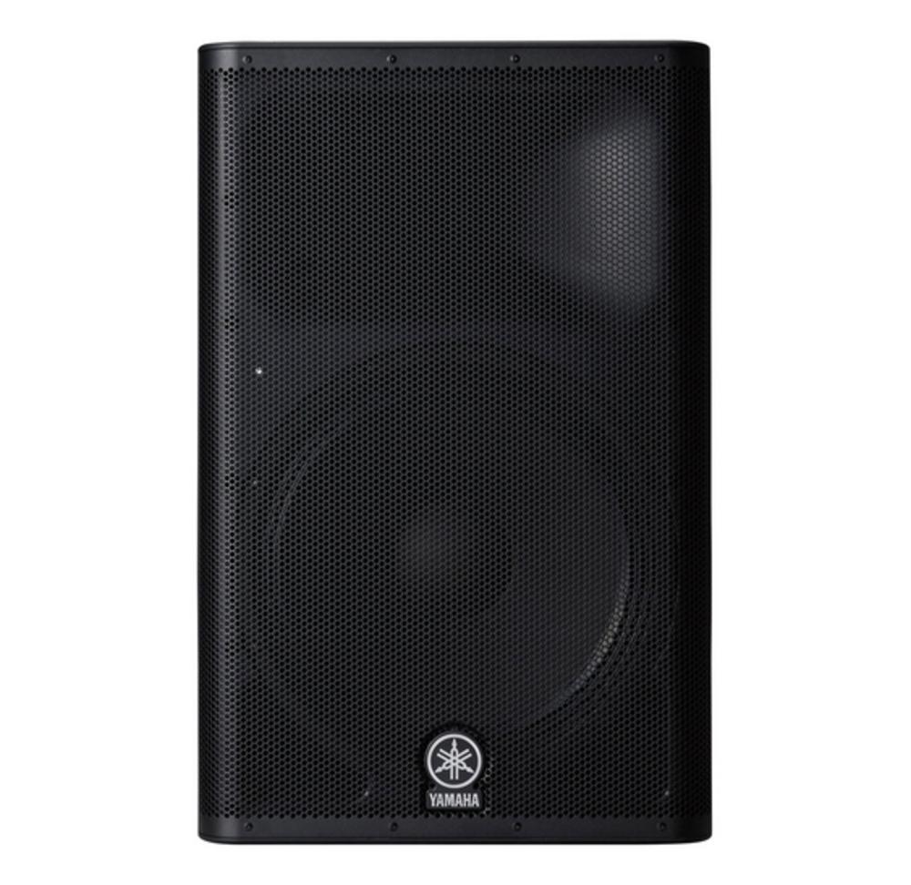 Yamaha dxr15 speakers dxs15 sub getinthemix for Yamaha sound dock