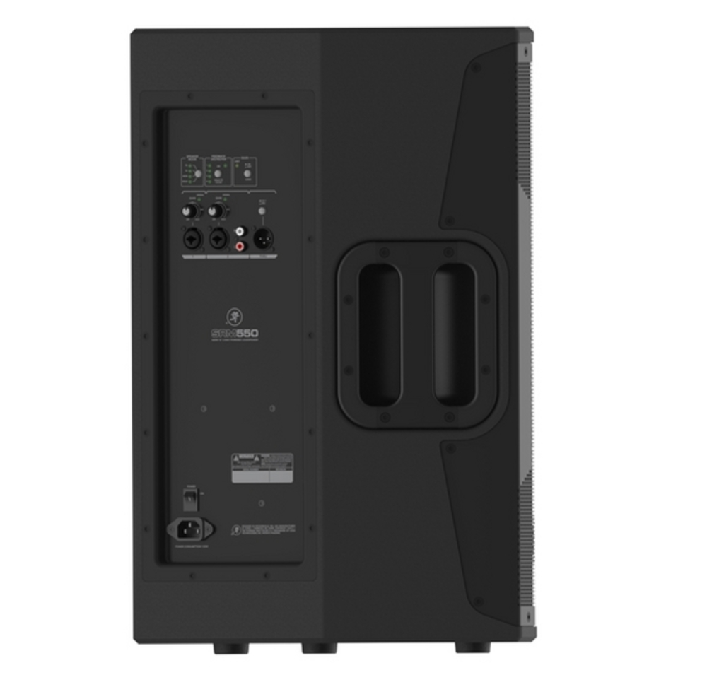 mackie srm550 speakers srm1850 sub active sound system getinthemix. Black Bedroom Furniture Sets. Home Design Ideas