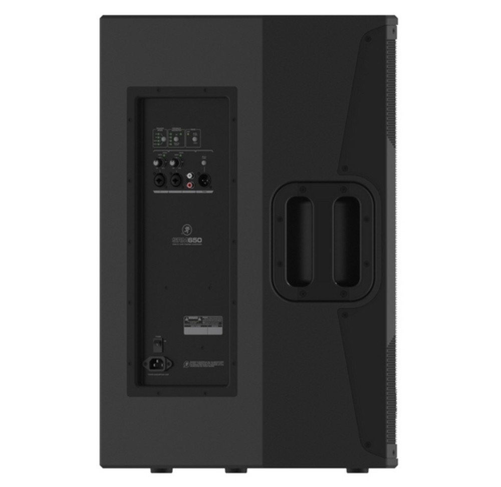 Mackie Srm650 Speakers Amp Srm1850 Sub Active Sound System