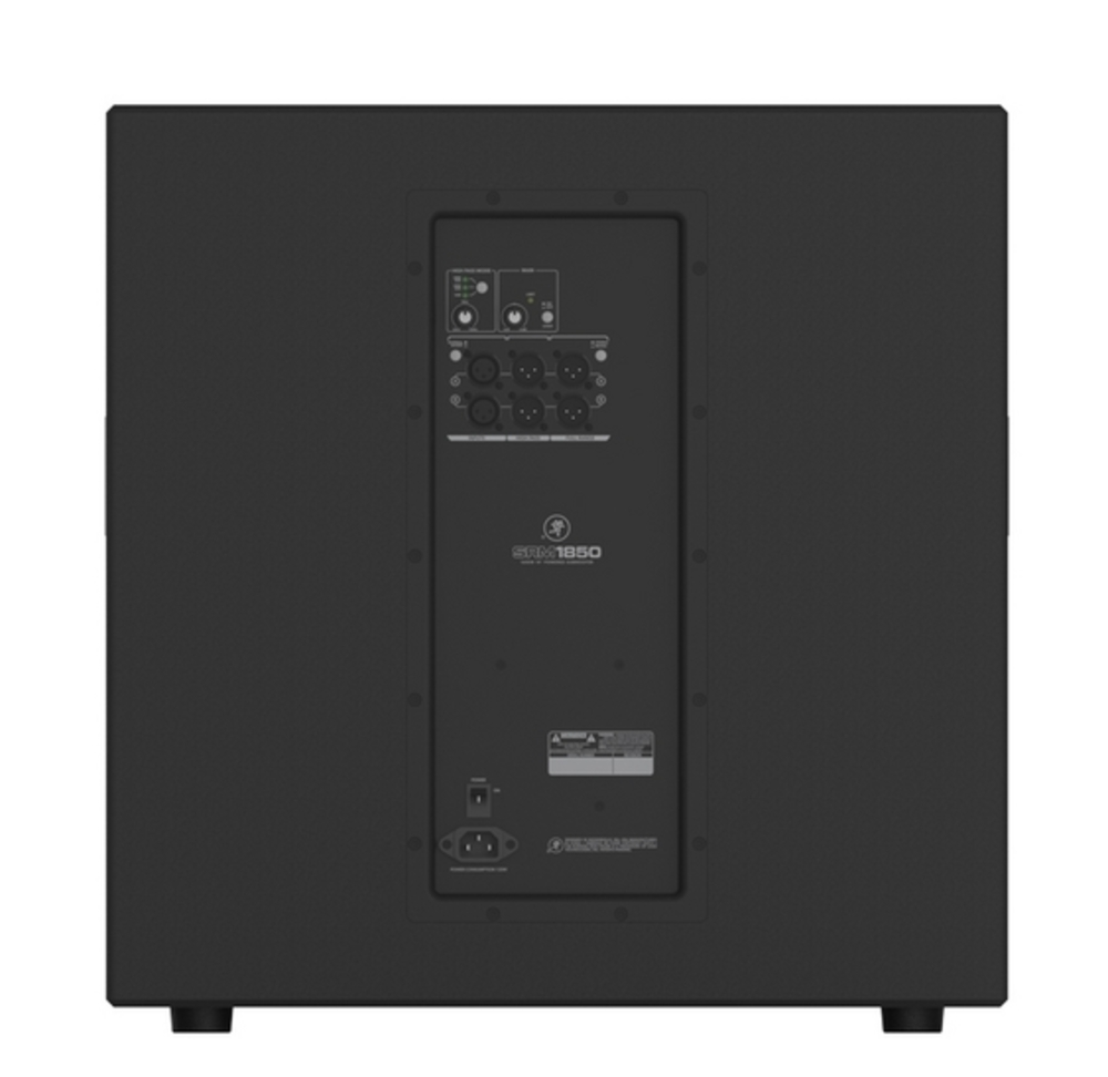 mackie srm650 speakers srm1850 sub active sound system getinthemix. Black Bedroom Furniture Sets. Home Design Ideas