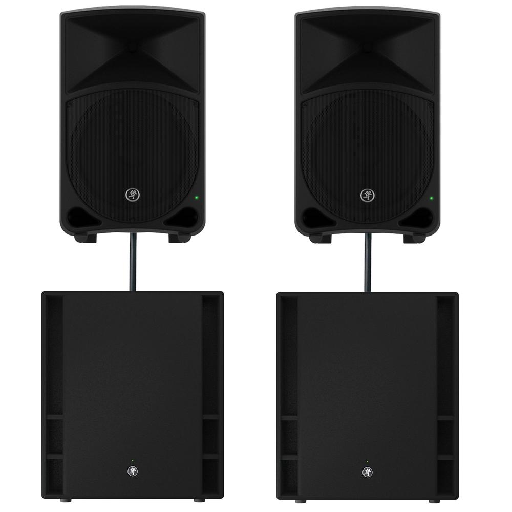 Mackie Thump 18s : mackie thump 15 v3 speakers thump 18s v3 subs sound system getinthemix ~ Hamham.info Haus und Dekorationen