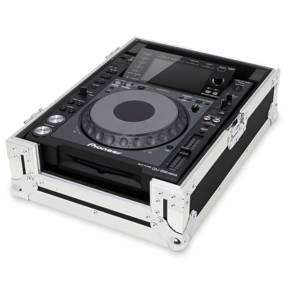 gorilla gc cdj pioneer cdj900 cdj2000 flight case. Black Bedroom Furniture Sets. Home Design Ideas