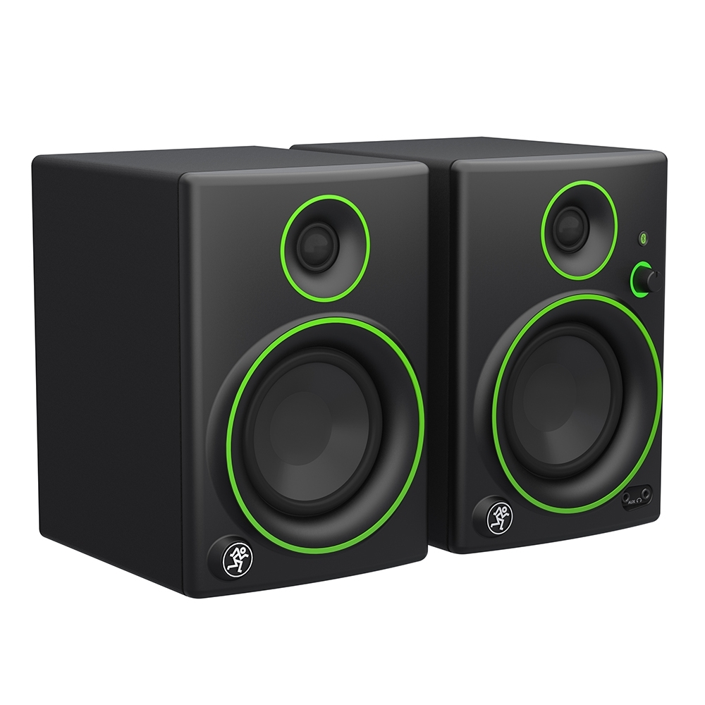 mackie cr4 bt studio monitors. Black Bedroom Furniture Sets. Home Design Ideas
