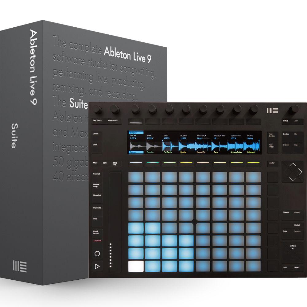Buy Ableton Live 9 Suite Cheap