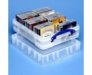 11 Litre XL Really Useful Box + Large Tray 66 CD Storage