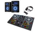Numark Party Mix with N-Wave 580L Speakers Package
