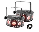 2x Chauvet FXarray Q5 with Cable
