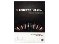 Native Instruments Traktor Scratch Multicore 2 Mixer Segments Cable Pair