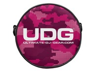 UDG Headphone Bag Digi Camo Pink