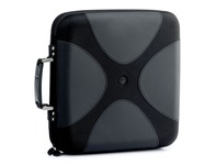 Slappa 160 HardBody PRO CD Case Black Wave