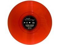 Rane Serato Scratch CV02 Replacement Vinyl Red