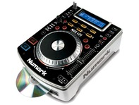 Numark NDX400 Scratch MP3 CD Player With USB