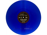 Rane Serato Scratch CV02 Replacement Vinyl Blue