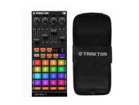Traktor Kontrol F1 and Kontrol F1 Bag Bundle