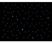 LEDJ STAR05 3x2M Star Cloth