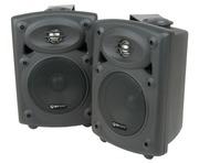 QTX Sound QR5B Speakers Black PAIR