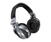 Pioneer HDJ1500 Silver Headphones