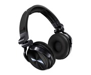 Pioneer HDJ1500 Black Headphones