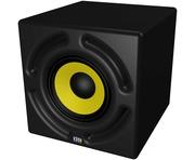 KRK 12SHO High Output Studio Monitor Subwoofer