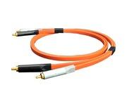 Oyaide NEO d+ RCA Class A Orange/Black 1.0M