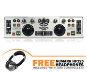Numark DJ 2 GO Portable USB Controller