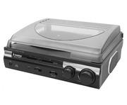 Steepletone ST282 Record Player Black