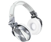 Pioneer HDJ1500 White Headphones