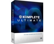 Native Instruments Komplete 10 Ultimate Upgrade K10