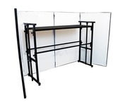 Gorilla DJB100 Complete DJ Booth Stand System