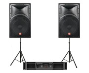Cerwin Vega INT152 v2 Speakers & CV900 Amp Package
