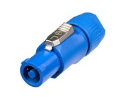 Neutrik PowerCON A-type Cable Connector Blue NAC3FCA