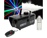 Atmotech VS400 Smoke Machine With 1 Litre Standard Smoke Fluid