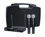 Kam KWM11 VHF Dual Wireless Microphone System