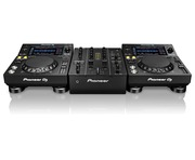 Pioneer XDJ-700 and DJM350 Package