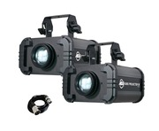 2x American DJ Gobo Projector IR with Cable