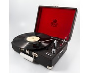 GPO Attache Case Briefcase Turntable
