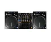 Pioneer PLX-1000 and Pioneer DJM850 Mixer Package