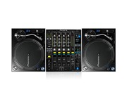 Pioneer PLX-1000 and Pioneer DJM900 NXS2 Mixer Package
