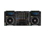 Pioneer CDJ-2000 NXS2 and Pioneer DJM850
