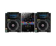 Pioneer CDJ-2000 NXS2 and Pioneer DJM-S9