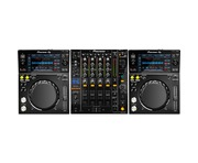 Pioneer XDJ-700 and DJM850 Package