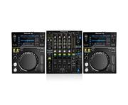 Pioneer XDJ-700 & DJM900-NSX2 Package
